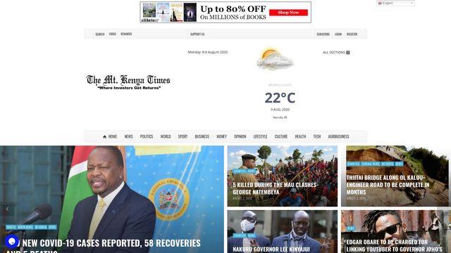 Kenyatimes