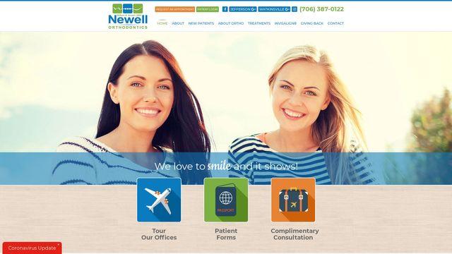 Newell Orthodontics