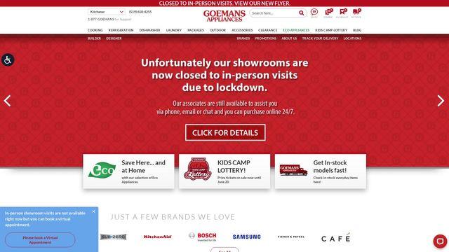 Goemans Appliances