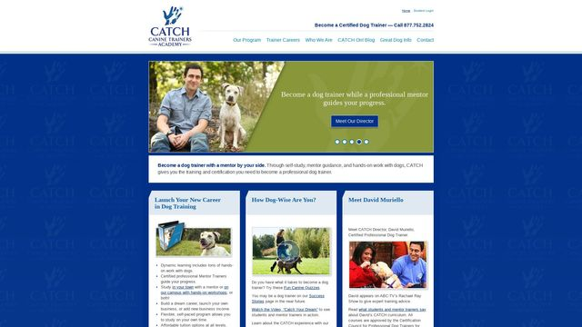 Catch Canine Trainers Academy