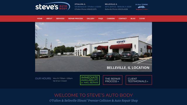 Steve'S Auto Body