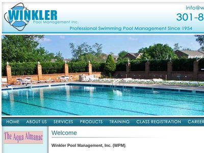 Winkler Pool Management, Inc.