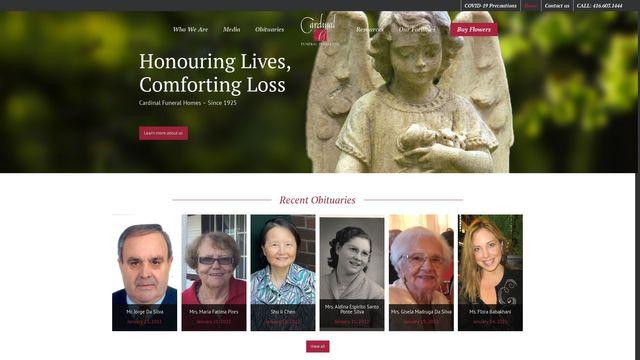 Cardinal Funeral Homes