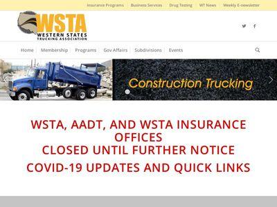 Western States Trucking Association (WSTA)