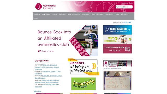 Gymnastics Qld