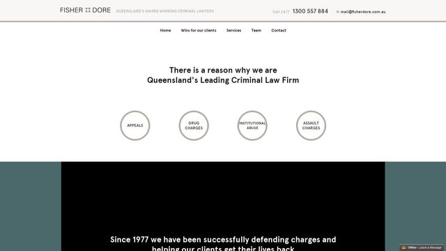 Fisher Dore Lawyers
