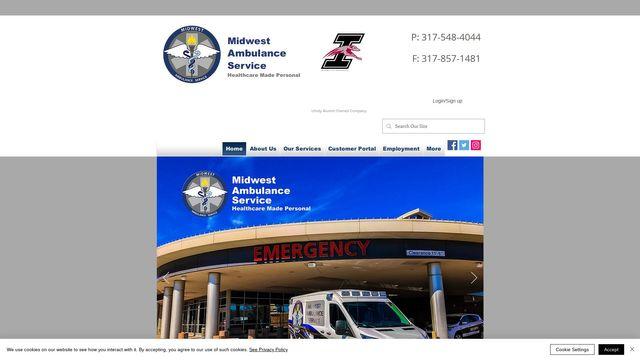 Midwest Ambulance Service