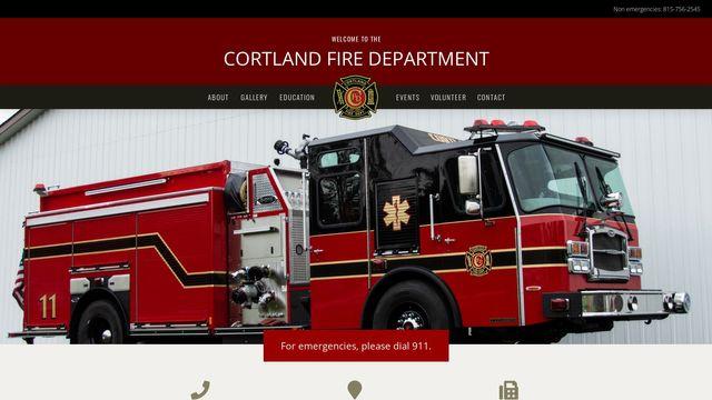 Cortland Fire Department