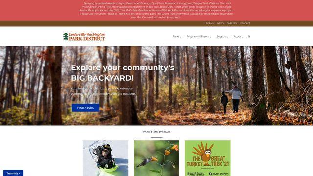 Centerville-Washington Park District