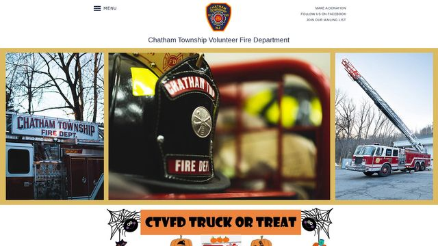 CHATHAM TOWNSHIP VOLUNTEER FIRE DEPT