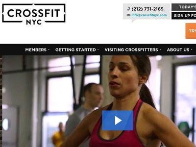 CrossFit NYC: The Black Box