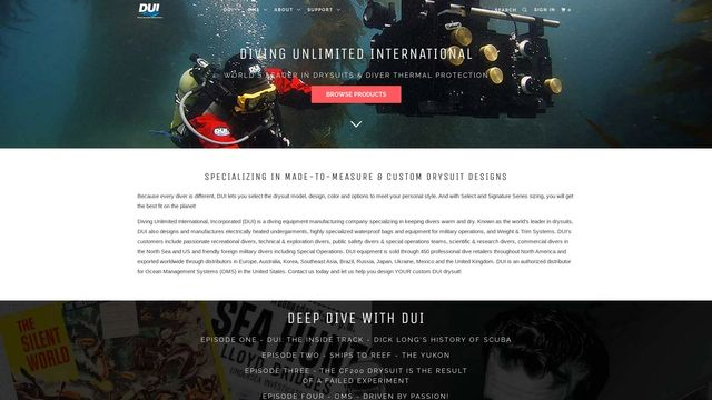 Diving Unlimited International