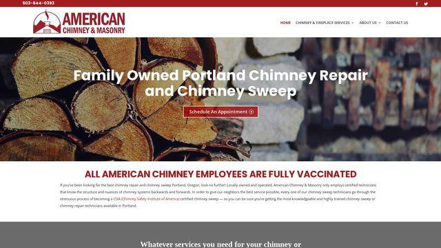 American Chimney & Masonry