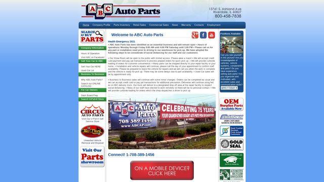 Abc Auto Parts