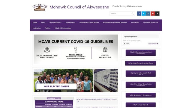 Mohawk Council of Akwesasne