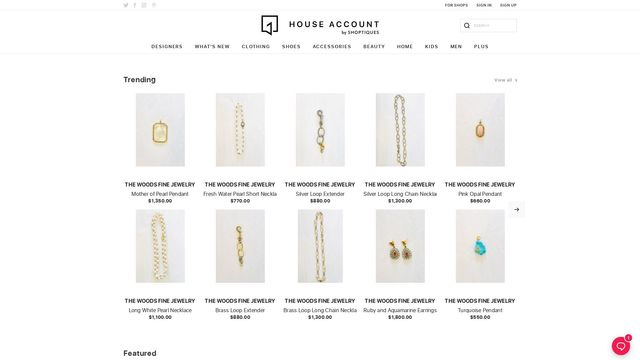 House Account
