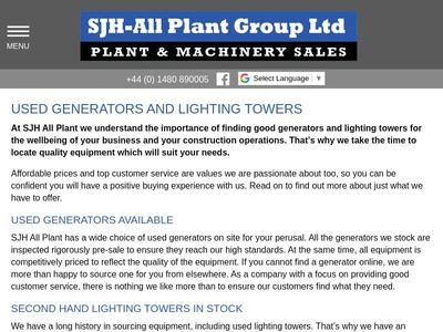 All Plant Group Ltd