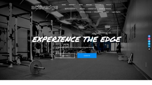 Activedge Fitness & Sports Performance