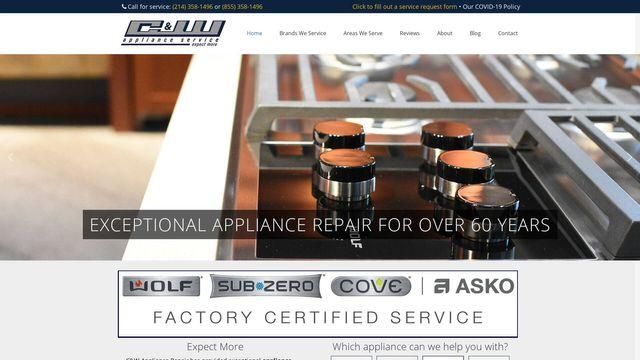 C&W Appliance Service