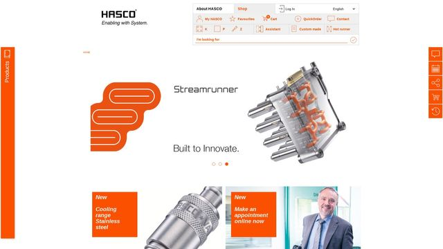 Hasco Hasenclever Gmbh + Co Kg