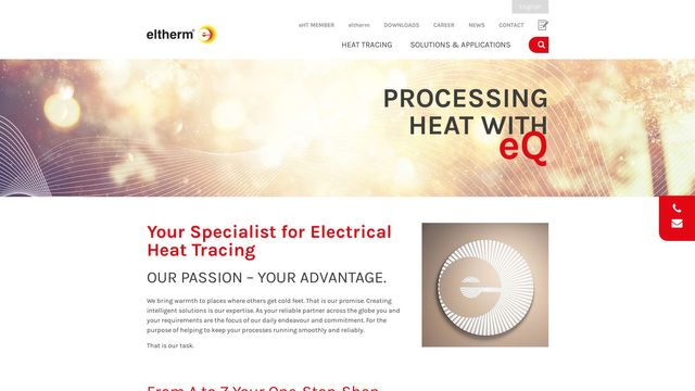 Eltherm Karriere