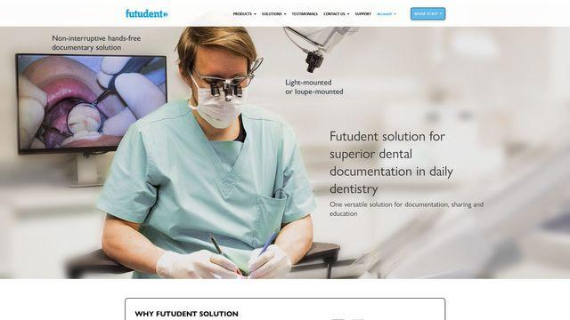 Futudent (Novocam Medical Innovations Oy)