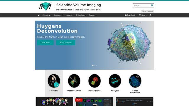 Scientific Volume Imaging