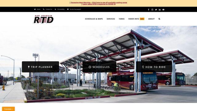 San Joaquin Regional Transit District