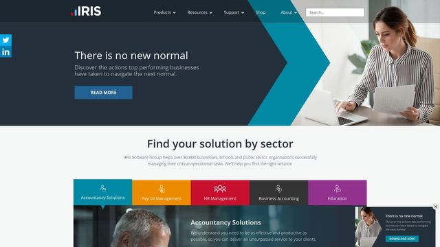 Iris Software Group