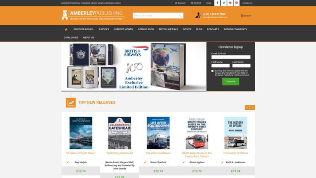 Amberley Publishing