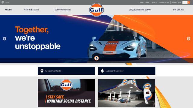 Gulf Oil International