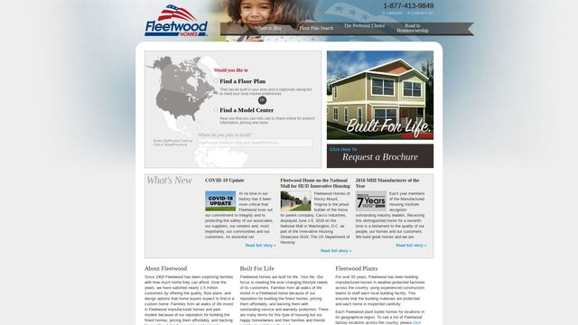 Fleetwood Homes, Inc