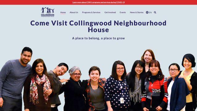 Collingwood Neighbourhood House