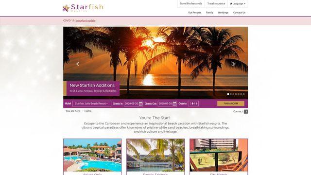 Starfish Resorts