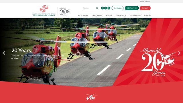 Welsh Air Ambulance Charitable Trust