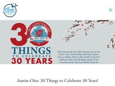 Austin Sister Cities International