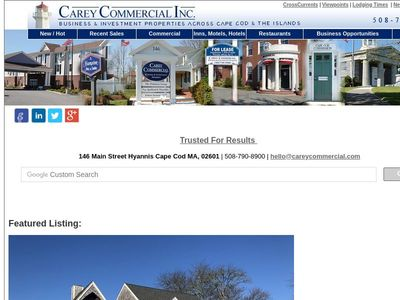 Carey Commercial, Inc