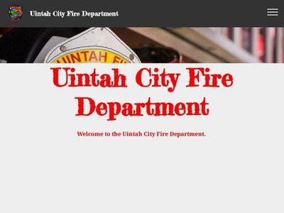 Uintah City Fire Department