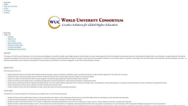 World University Consortium