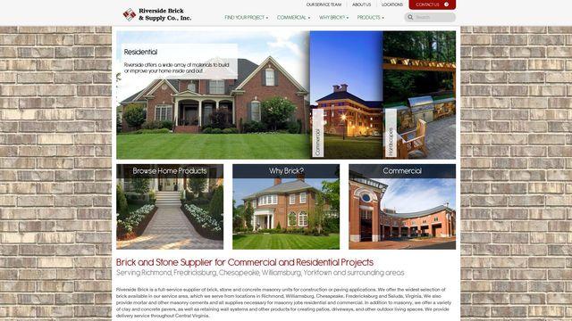 Riverside Brick And Supply Company, Inc.