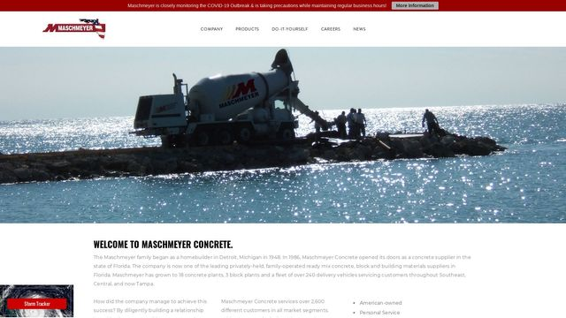 Maschmeyer Concrete Company of Florida
