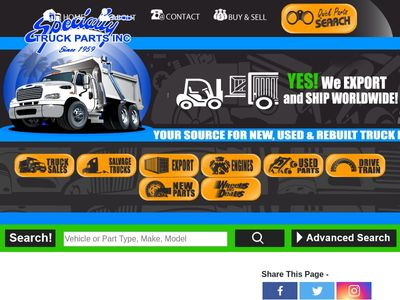 Specialty Truck Parts Inc