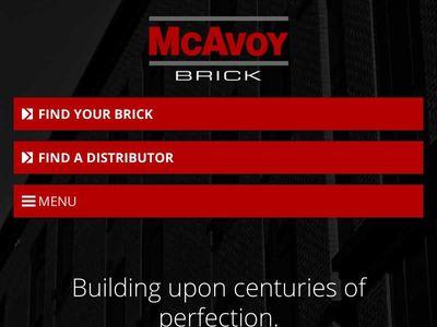 Mcavoy Brick Co