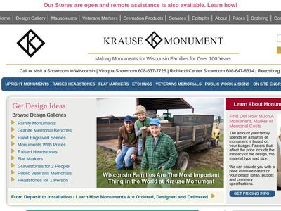 Krause Monument Company