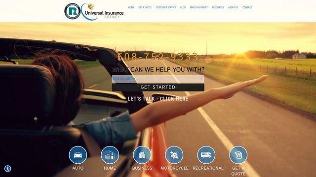 Universal Insurance Agency Inc