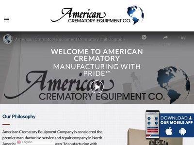 American Crematory Equipment Co.