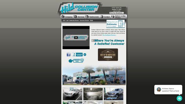 Hild Collision Center