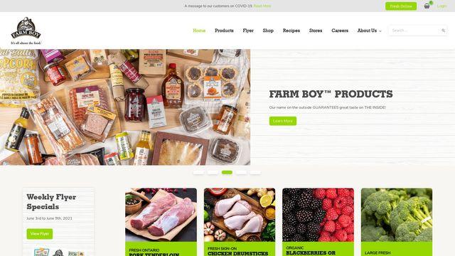Farm Boy