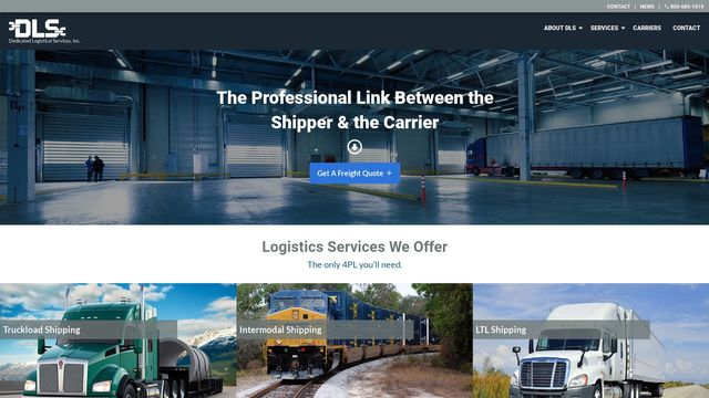 DEDICATED LOGISTICAL SERVICES