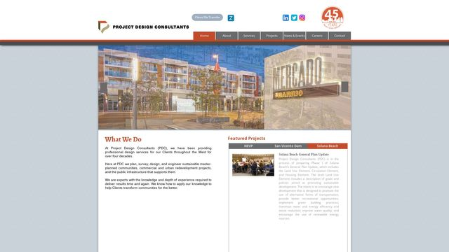 Project Design Consultants